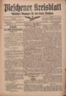 Pleschener Kreisblatt: Amtlicher Anzeiger für den Kreis Pleschen 1916.09.20 Jg.64 Nr76