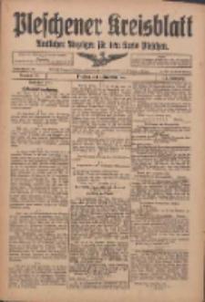 Pleschener Kreisblatt: Amtlicher Anzeiger für den Kreis Pleschen 1916.12.02 Jg.64 Nr97