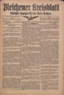 Pleschener Kreisblatt: Amtlicher Anzeiger für den Kreis Pleschen 1916.12.13 Jg.64 Nr100