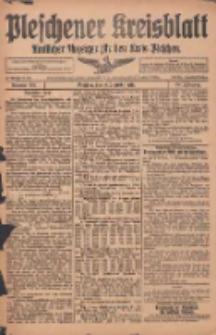 Pleschener Kreisblatt: Amtlicher Anzeiger für den Kreis Pleschen 1916.12.30 Jg.64 Nr104