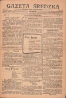 Gazeta Średzka: niezależne pismo polsko-katolickie 1922.10.05 R.1 Nr3