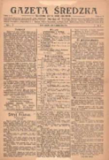 Gazeta Średzka: niezależne pismo polsko-katolickie 1922.10.12 R.1 Nr6