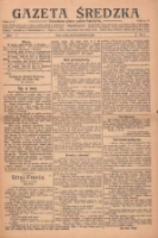 Gazeta Średzka: niezależne pismo polsko-katolickie 1922.10.24 R.1 Nr11