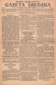 Gazeta Średzka: niezależne pismo polsko-katolickie 1922.10.26 R.1 Nr12