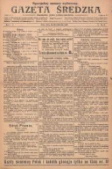 Gazeta Średzka: niezależne pismo polsko-katolickie 1922.10.26 R.1 Nr13