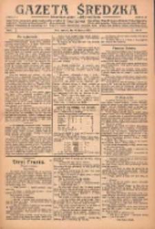 Gazeta Średzka: niezależne pismo polsko-katolickie 1922.11.16 R.1 Nr21