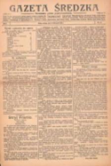 Gazeta Średzka: niezależne pismo polsko-katolickie 1922.11.18 R.1 Nr22