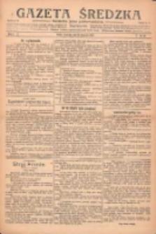 Gazeta Średzka: niezależne pismo polsko-katolickie 1922.11.23 R.1 Nr24