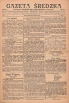 Gazeta Średzka: niezależne pismo polsko-katolickie 1922.11.28 R.1 Nr26