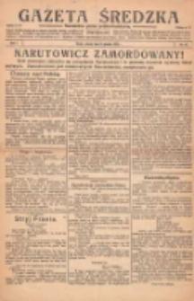 Gazeta Średzka: niezależne pismo polsko-katolickie 1922.12.16 R.1 Nr34