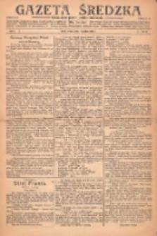 Gazeta Średzka: niezależne pismo polsko-katolickie 1922.12.19 R.1 Nr35