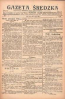 Gazeta Średzka: niezależne pismo polsko-katolickie 1923.06.09 R.2 Nr65