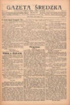 Gazeta Średzka: niezależne pismo polsko-katolickie 1923.08.25 R.2 Nr98