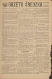 Gazeta Średzka: niezależne pismo polsko-katolickie 1925.02.07 R.4 Nr16