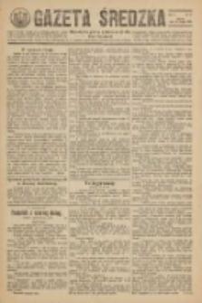 Gazeta Średzka: niezależne pismo polsko-katolickie 1925.02.10 R.4 Nr17