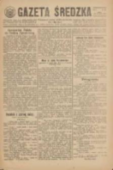 Gazeta Średzka: niezależne pismo polsko-katolickie 1925.02.28 R.4 Nr25