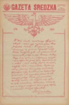 Gazeta Średzka: niezależne pismo polsko-katolickie 1925.05.02 R.4 Nr51