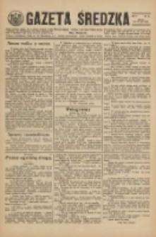 Gazeta Średzka: niezależne pismo polsko-katolickie 1925.05.26 R.4 Nr61