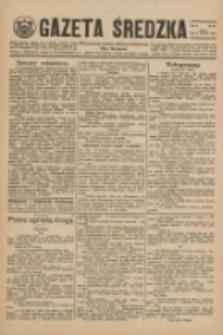 Gazeta Średzka: niezależne pismo polsko-katolickie 1925.06.06 R.4 Nr65
