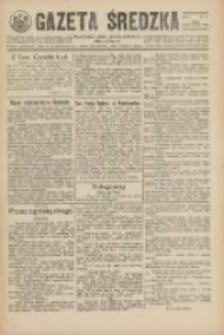 Gazeta Średzka: niezależne pismo polsko-katolickie 1925.06.20 R.4 Nr71