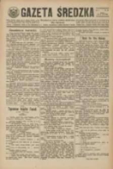 Gazeta Średzka: niezależne pismo polsko-katolickie 1925.07.18 R.4 Nr82