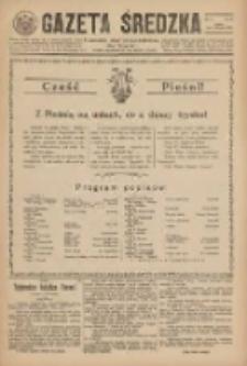 Gazeta Średzka: niezależne pismo polsko-katolickie 1925.08.08 R.4 Nr91