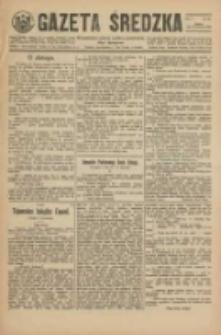 Gazeta Średzka: niezależne pismo polsko-katolickie 1925.08.22 R.4 Nr97
