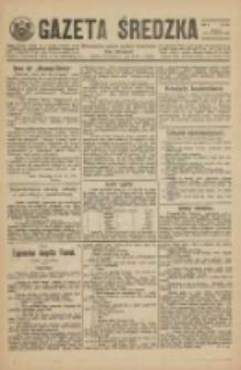 Gazeta Średzka: niezależne pismo polsko-katolickie 1925.08.25 R.4 Nr98