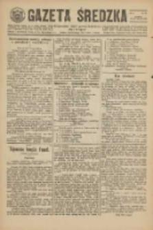Gazeta Średzka: niezależne pismo polsko-katolickie 1925.08.27 R.4 Nr99