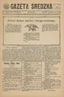 Gazeta Średzka: niezależne pismo polsko-katolickie 1925.09.05 R.4 Nr103