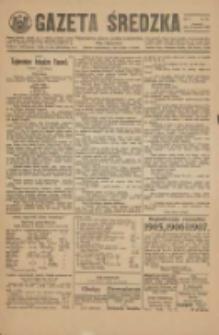 Gazeta Średzka: niezależne pismo polsko-katolickie 1925.09.24 R.4 Nr111