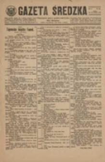 Gazeta Średzka: niezależne pismo polsko-katolickie 1925.09.26 R.4 Nr112