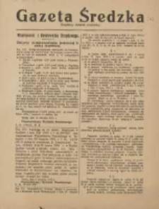 Gazeta Średzka: bezpłatny dodatek niedzielny 1925.09.26