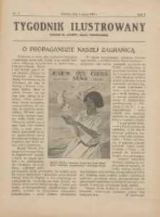 """Tygodnik Ilustrowany; dodatek do """"Lecha, Gazety Gnieźnieńskiej"""" 1925.03.01 R.2 Nr9"""