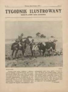 """Tygodnik Ilustrowany; dodatek do """"Lecha, Gazety Gnieźnieńskiej"""" 1925.03.22 R.2 Nr12"""