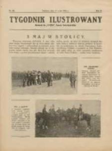 """Tygodnik Ilustrowany; dodatek do """"Lecha, Gazety Gnieźnieńskiej"""" 1925.05.17 R.2 Nr20"""