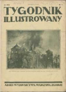 Tygodnik Illustrowany 1932.01.02 R.73 Nr1