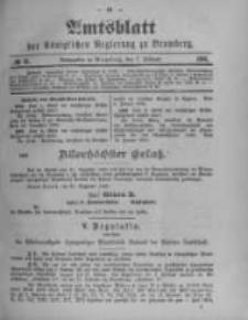 Amtsblatt der Königlichen Preussischen Regierung zu Bromberg. 1901.02.07 No.6