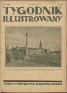 Tygodnik Illustrowany 1932.05.14 R.73 Nr20