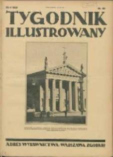 Tygodnik Illustrowany 1932.05.28 R.73 Nr22