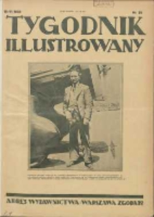 Tygodnik Illustrowany 1932.06.18 R.73 Nr25