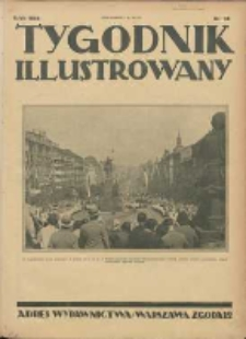Tygodnik Illustrowany 1932.07.09 R.73 Nr28