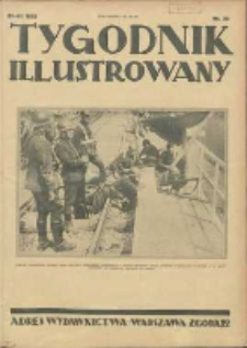Tygodnik Illustrowany 1932.07.23 R.73 Nr30