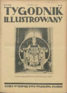Tygodnik Illustrowany 1932.07.30 R.73 Nr31