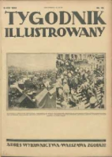 Tygodnik Illustrowany 1932.08.06 R.73 Nr32