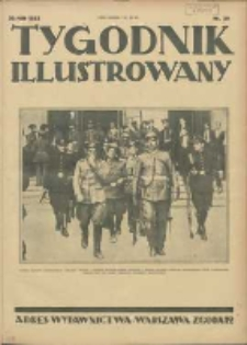Tygodnik Illustrowany 1932.08.20 R.73 Nr34