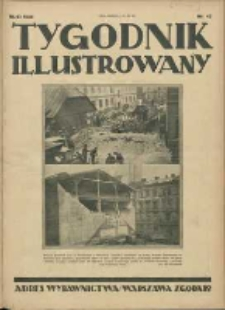 Tygodnik Illustrowany 1932.11.19 R.73 Nr47