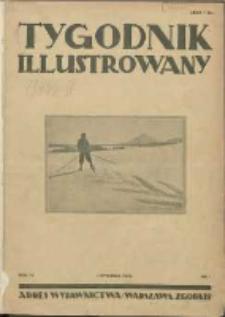 Tygodnik Illustrowany 1933.01.01 R.74 Nr1