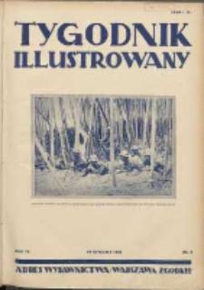 Tygodnik Illustrowany 1933.01.29 R.74 Nr5