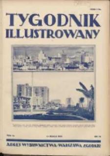 Tygodnik Illustrowany 1933.03.19 R.74 Nr12